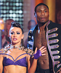 Dancing With The Stars Costumes: Jacoby Jones and Karina Smirnoff's Finale Looks