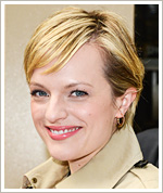 Elisabeth Moss Goes Back to Blonde