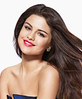 Found It! Selena Gomez's Fuchsia Lipstick on InStyle's June Cover
