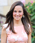 The Feel-Good Story Behind Pippa Middleton's Floral Dress