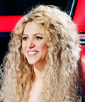 Shakira's Full, Sexy Hair Take Center Stage on This Week's The Voice