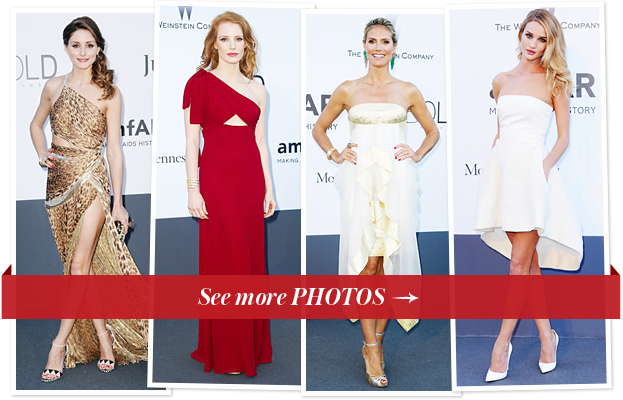 AmFar Gala Cannes 2013