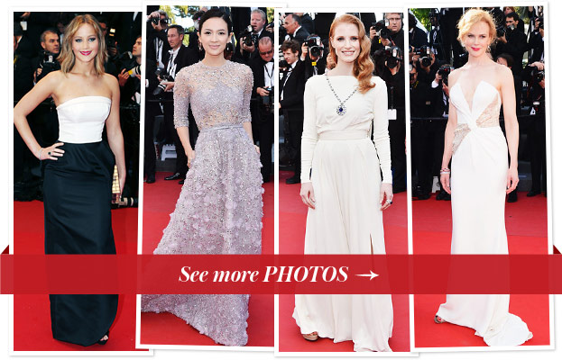Cannes Film Festival Fashion