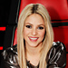 Shakira's Straight Hair on The Voice: The Scoop from Her Stylists