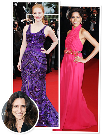 Elizabeth Stewart Cannes Film Festival