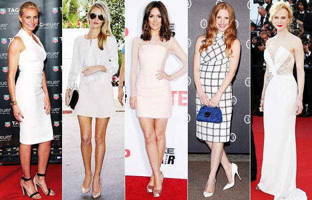 Cameron Diaz, Rosie Huntington-Whiteley, Rose Byrne, Jessica Chastain, Nicole Kidman