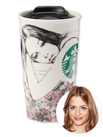 Starbucks, Charlotte Ronson