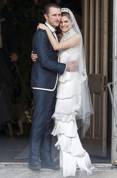 Lake Bell Wedding Photos
