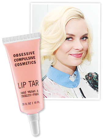 Jaime King and Obsessive Compulsive Cosmetics