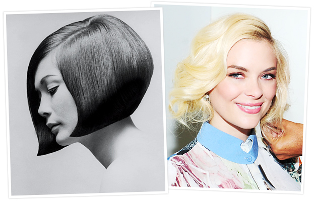 Nancy Kwan and Jaime King for Vidal Sassoon