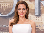 Angelina Jolie at World War Z Premieres