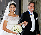 Sweden Princess Wedding Dress Valentino