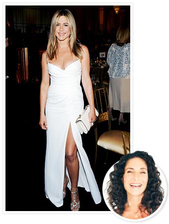 Jennifer Aniston, Mandy Ingber