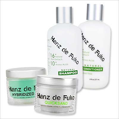 Father's Day - Hanz De Fuko Shampoo, Conditioner, and Styling Products