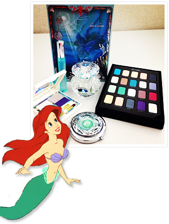 The Little Mermaid - Ariel - Sephora