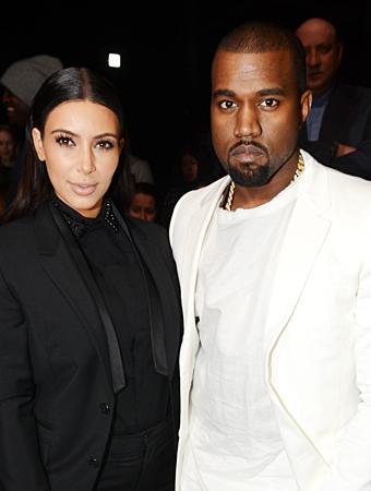 Kim Kardashian Baby
