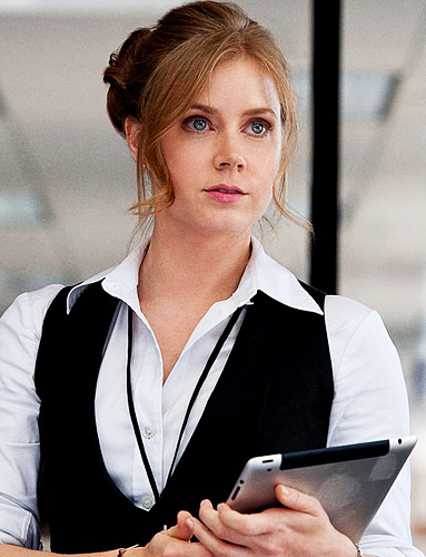 Amy Adams as Lois Lane