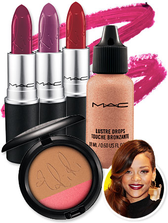 Rihanna - MAC - RiRi Loves MAC Summer Collection