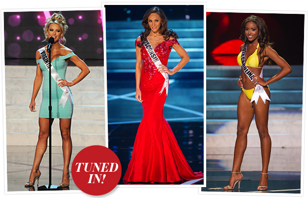 Miss USA 2013 Preliminaries