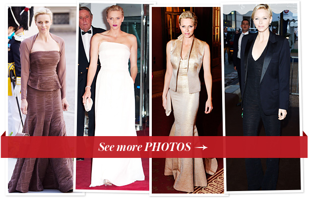 Princess Dresses: See Princess Charlene of Monaco's Summer Looks