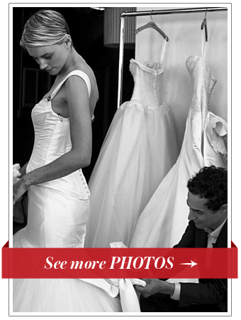 Zac Posen David's Bridal Sneak Peek