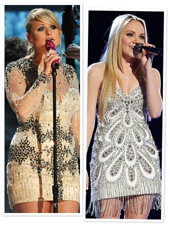 Miranda Lambert and Danielle Bradbury