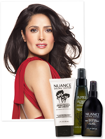 Salma Hayek - Nuance Beauty