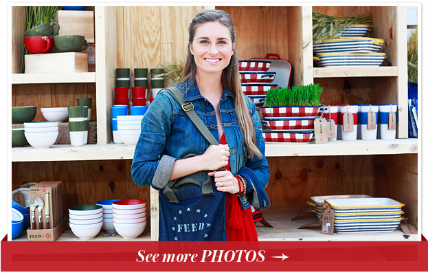 Lauren Bush Lauren - FEED USA for Target
