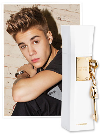 Justin Bieber - The Key Fragrance