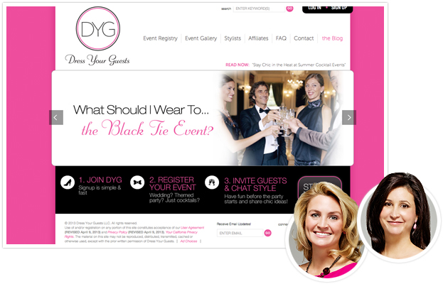Dress Your Guests, Elyse Newhouse and Kate Brennan