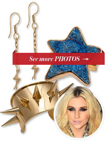 Ke$ha Jewelry Collection