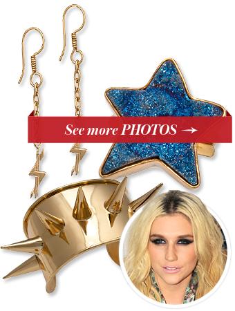 Ke$ha Jewelry Collection