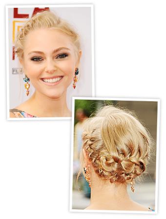 AnnaSophia Robb - Hair