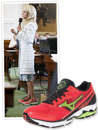 Wendy Davis - Shoes - Sneakers
