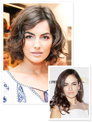 Camilla Belle Haircut