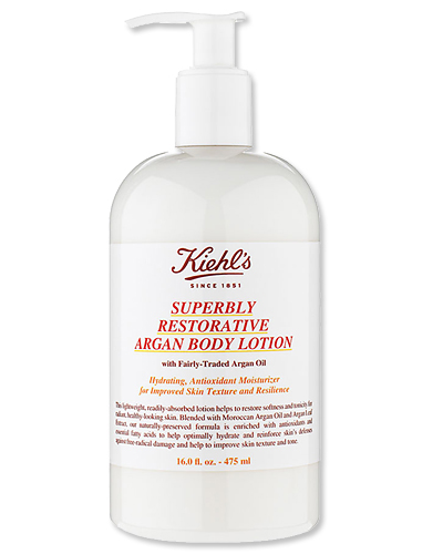 Argan Oil - Kiehl's Superbly Restorative Argan Body Lotion