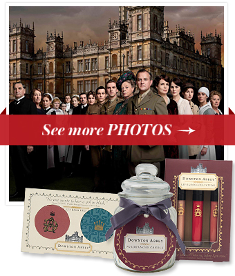 Downton Abbey Beauty Line - Marks & Spencer