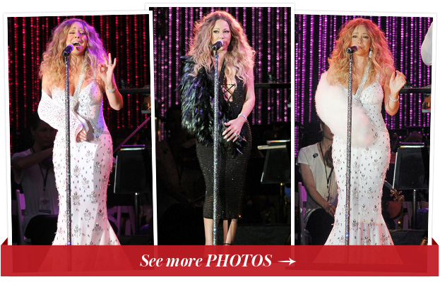 Mariah Carey - MLB All-Star Charity Concert