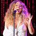 Mariah Carey Takes the Stage In a Bling Sling at the MLB All-Star Charity Concert