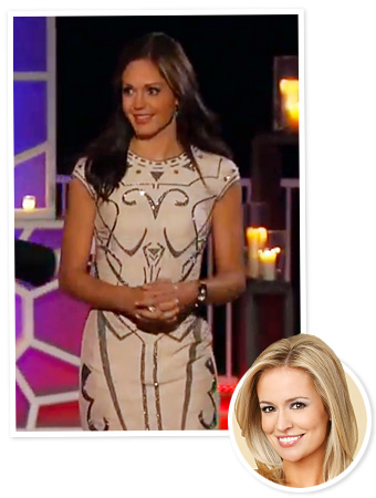 Emily Maynard's Favorite Looks The Bachelorette Episode 8