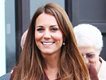 Kate Middleton cupcake reveal