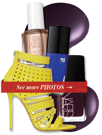 Find the Perfect Pedicure Color For Your Summer Sandals ...