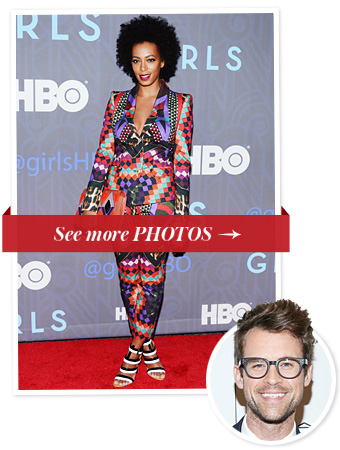 Brad Goreski on Prints