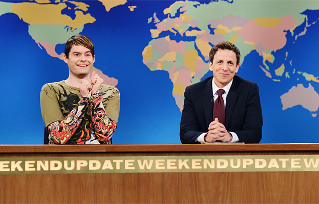 Bill Hader - Stefon - Saturday Night Live