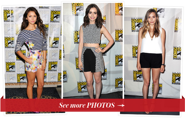 Comic-Con Fashion