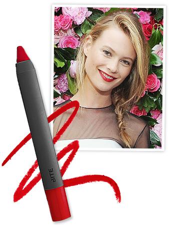 Behati Prinsloo Lipstick