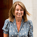 "Carole Middleton Wore Orla Kiely to Visit Grandson -- The Designer Said ""It's Quite Nice!"""