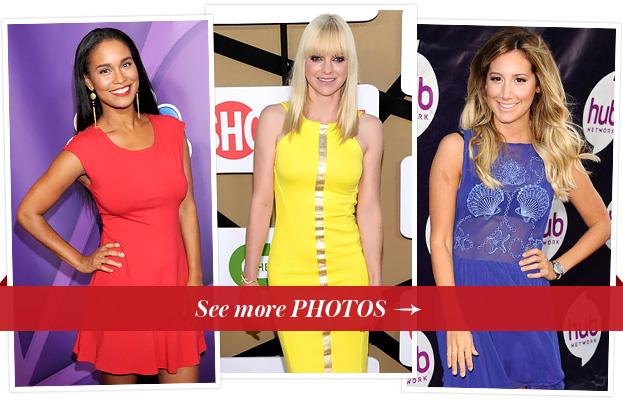TCA Celebrity Trend