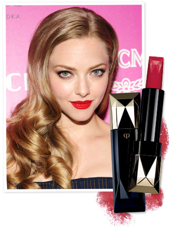 Amanda Seyfried - Red Lipstick
