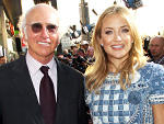 Larry David, Kate Hudson